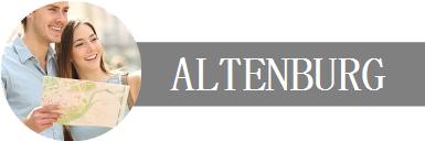 Deine Unternehmen, Dein Urlaub in Altenburg Logo